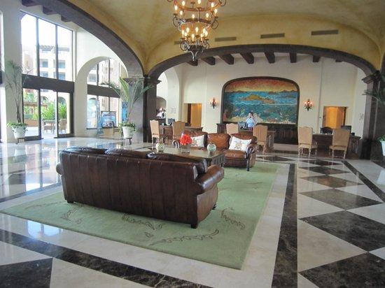 Villa del Palmar Beach Resort & Spa at The Islands of Loreto: Lobby