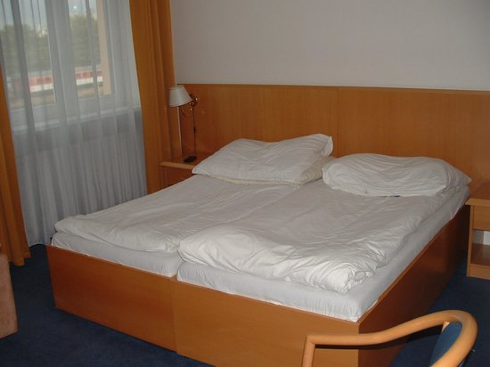Hotel Nabucco: La camera