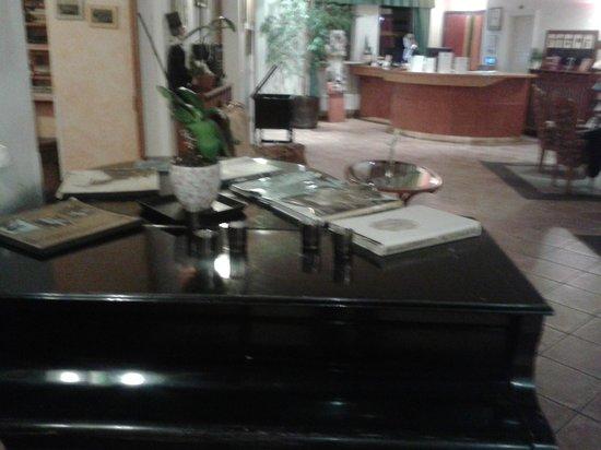 Hotel Nabucco : La reception