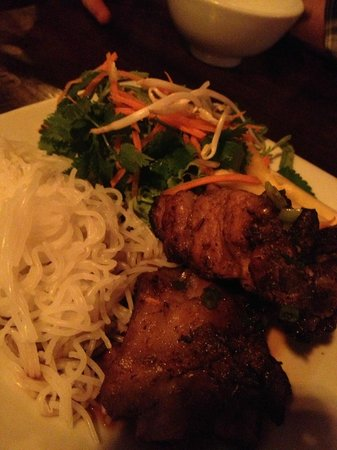 The Village Noshery: Vietnamese Dish 1