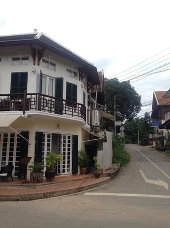 The Belle Rive Boutique Hotel: hotel exterior