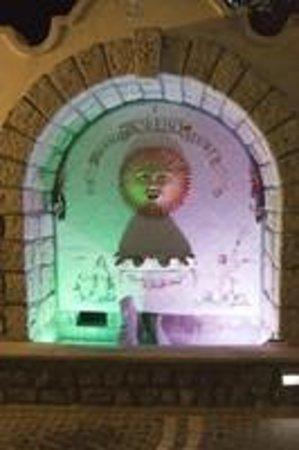 Sorriso Thermae Resort & Spa: notturno ingresso