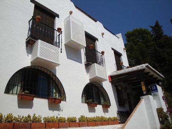 El Escudo de MIjas: The rooms we stayed in