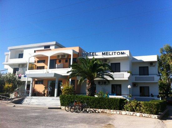 Meliton Hotel: Hotel