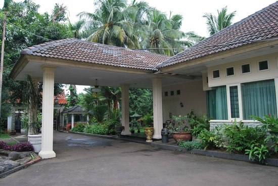 Srimanganti Guesthouse: rumah