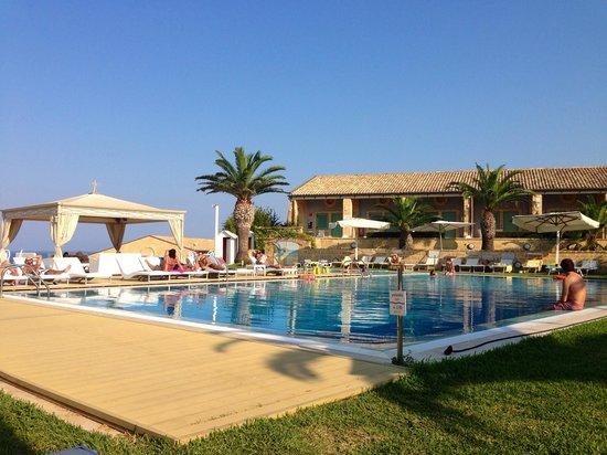 Hotel Venus Sea Garden : La piscina