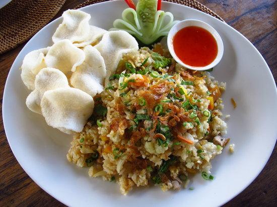 Bali Mountain Retreat: Nasi Goreng