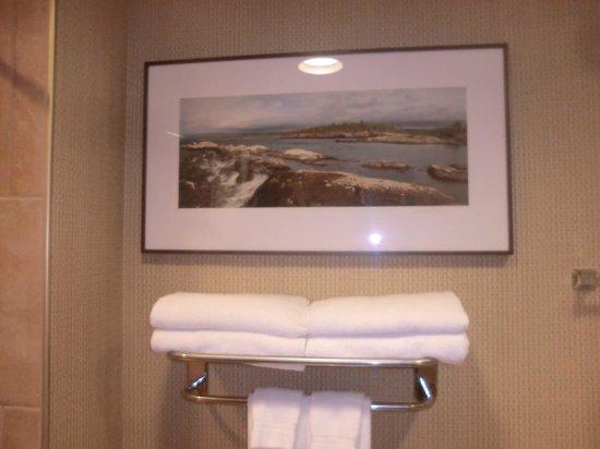 Comfort Suites Canal Park: Room # 150