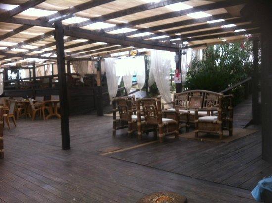 La Dolce Riva : Tavolini per Bar