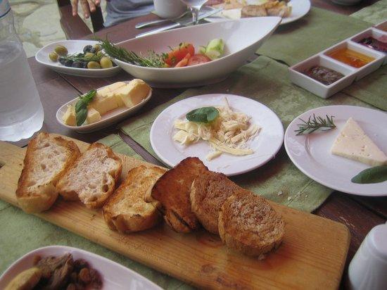 Village Park Country Resort: Kahvaltı