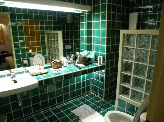 Villa Cha-Cha : sale de bain impeccable