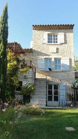 La Bastide de Soubeyras : The Hotel