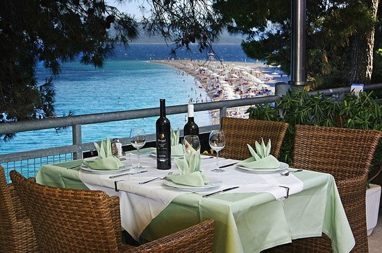 Zlatni Rat Beach Hotel Updated 2018 Reviews Price Comparison Bol Croatia Brac Island Tripadvisor