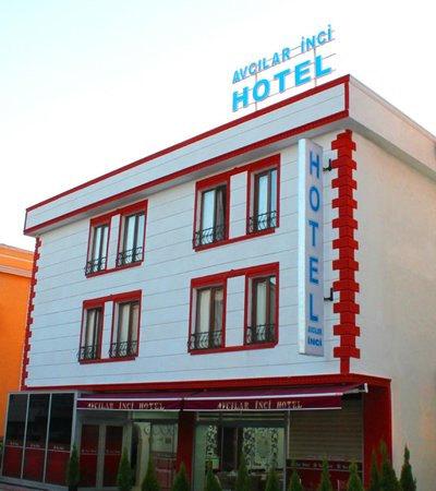 Avcilar Inci Hotel : Dıs Cephe