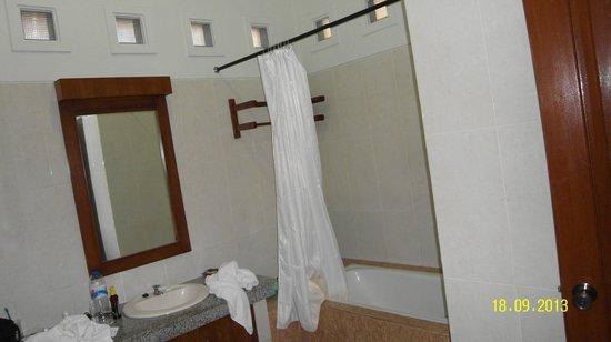 Garden View Resort: deluxe room 34