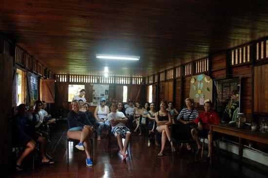 National Park Gorgona: Isla Gargona, presentation