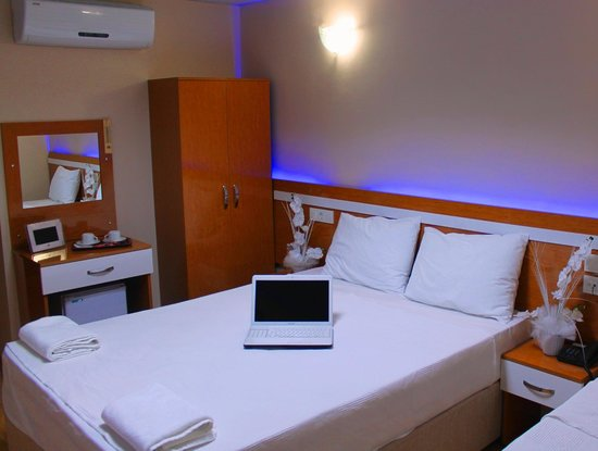 Avcilar Inci Hotel: Double Room