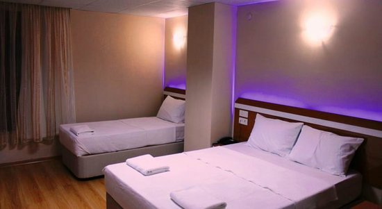 Avcilar Inci Hotel : Family Room