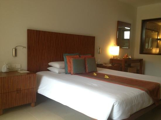 Blue Ocean Resort : bedroom