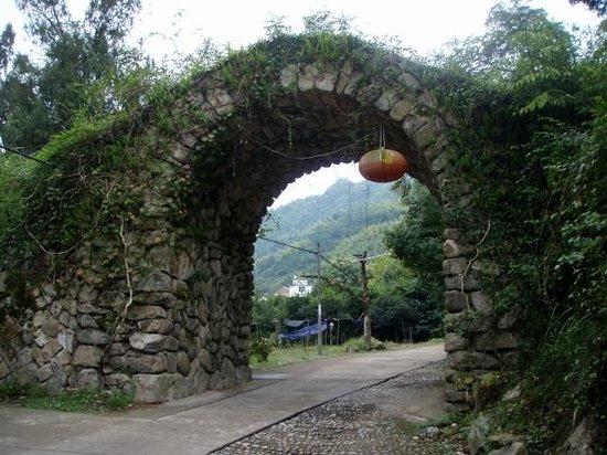 Guodong Village: bridge