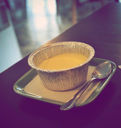 Lolamui Cafe: Тыквенный мусс