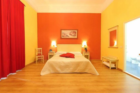 Hotel Savonarola: double room