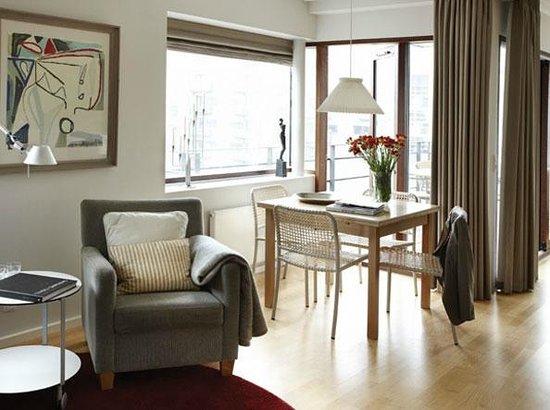 Charlottehaven: 77 m2 apartment
