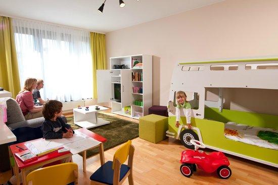 ApartHotel Residenz Am Deutschen Theater: Familysuite Kinderzimmer