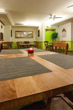 Tai Restaurant : Salle à manger