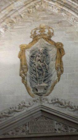 catedral de cuenca interior