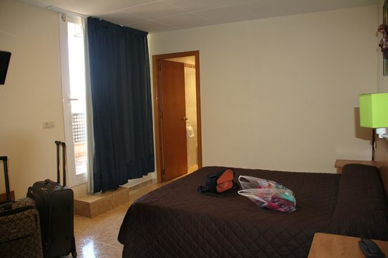 Hotel Ciutadella: Номер