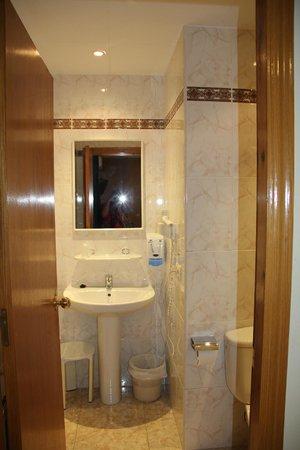 Hotel Ciutadella : Ванная комната