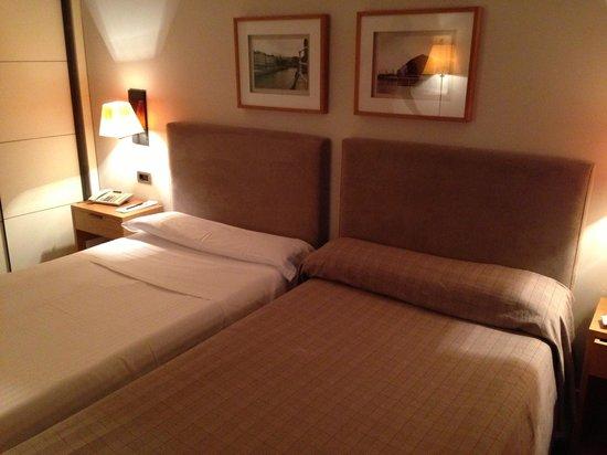 Hotel Ercilla : Standard Twin Room