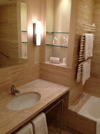 Hotel Ercilla : Standard Bathroom