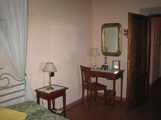 Hotel Villa La Cappella: Zimmer
