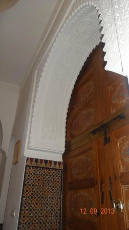 Dar Alhambra : great attention to detail