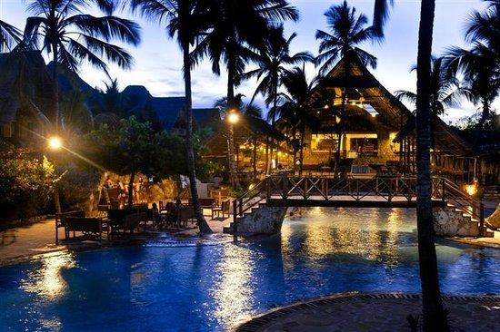 Samaki Lodge: la seconda piscina a disposizione