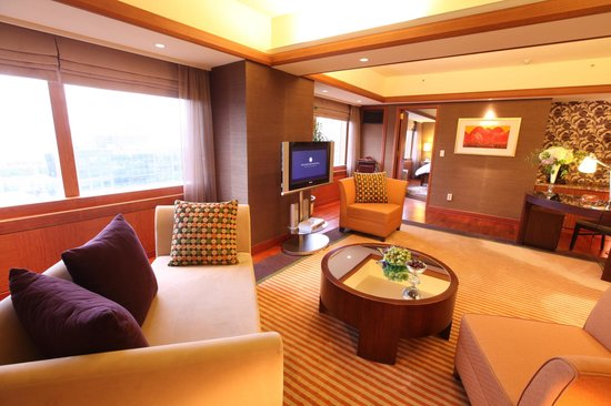 Grand InterContinental Seoul Parnas: Club Residence Suite