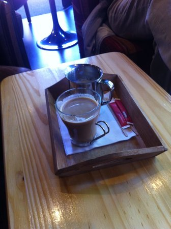 French Coffee Shop : Nice style