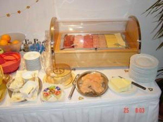 Hotel Engel: Frühstücksbuffet