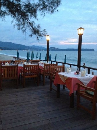 Tony Seafood Restaurant: good view here