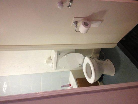 New Madeira Hotel: Bathroom