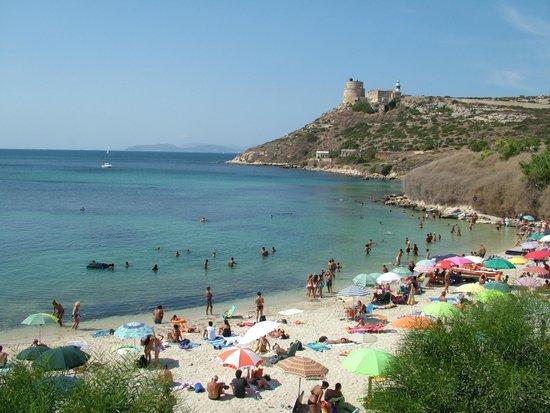 Calamosca - Foto di Spiaggia di Calamosca, Cagliari - TripAdvisor