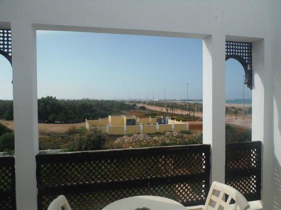 Iberostar Saidia : las vistas