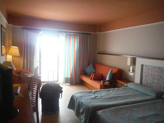 Iberostar Saidia : La habitacion