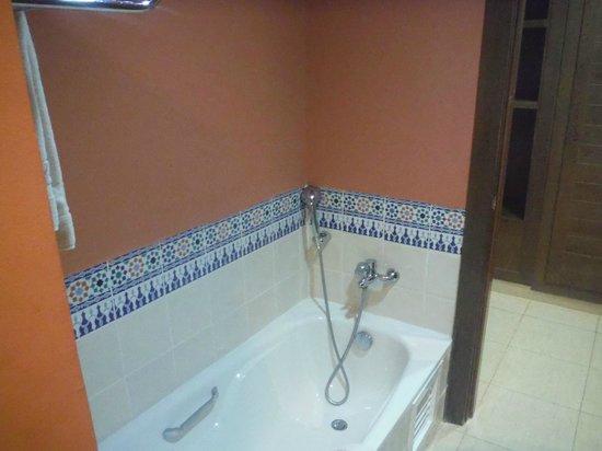 Iberostar Saidia : la bañera