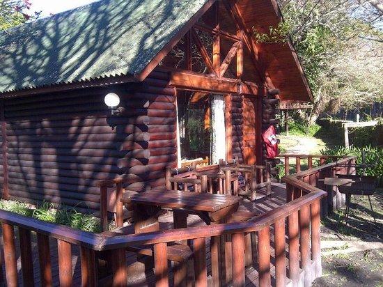 Tsitsikamma Lodge: Our unit