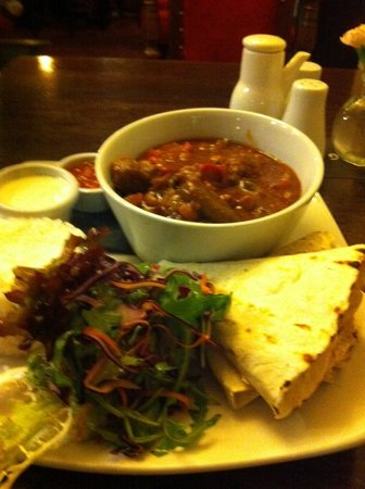 The Old Mill Inn: Chilli Beef