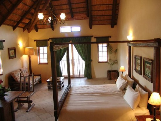 Valverde Country Hotel: Flower suite