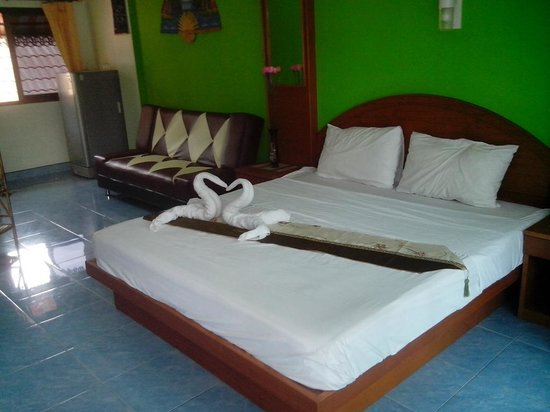 The Guest House: Triple Room